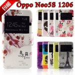 เคส OPPO Neo 5s -Cartoon Diary Case [Pre-Order]
