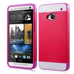 HTC (The New) One M7 - NX Silicone case [Pre-Order]