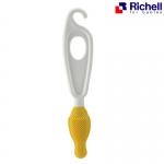 แปรงซิลิโคนล้างจุกนม Richell Soft Nipple Brush