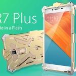 เคสมือถือ Oppo R7 Plus - Thor The Flash เคสโลหะ [Pre-Order]