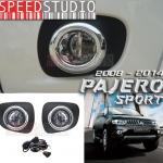 ไฟตัดหมอก สปอร์ทไลท์ Mitsubishi Pajero Sport 2008 - 2014