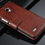 เคส Vivo Y22 - Leather Case [Pre-Order]