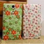 Sony Xperia TX - Flower Hard Case [Pre-Order]
