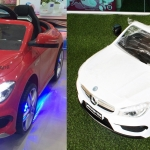 รถแบตเตอรี่เด็ก Benz ลิขสิทธิ์