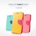 HTC (The New) One M7 - Murcury Diary Case [Pre-Order]