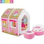 เต็นท์เป่าลม Pricess Play House (Intex-48635)