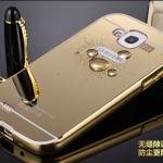 เคส Samsung Mega 5.8 -Metalic case เคสโลหะเคลือบเงาอะคลิลิคสุดหรู[Pre-Order]