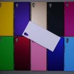 เคสมือถือ Sony Xperia xa1 เคสแข็งสี [Pre-Order]
