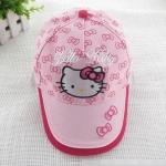 พร้อมส่งค่ะ หมวกลิขสิทธิ์ ลายคิตตี้ น่ารักๆ ฟรีไซส์ ขนาดรอบศีรษะ ประมาณ 52-54 cm. ค่ะ เหลือ 1 ใบ
