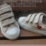 ❤❤S42 : รองเท้าผ้าใบ คอนเวิร์สเด็กลายหัวใจ❤❤