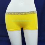 ชุดชั้นในสตรี D&G สีเหลือง แบบเต็มตัว