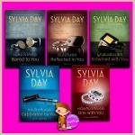 ชุด ครอสไฟร์ 1-5 เผลอใจให้เธอ ฝันใฝ่ในเธอ ผูกพันเพียงเธอ หลงใหลในเธอ หนึ่งเดียวคือเธอ Crossfire Series ซิลเวีย เดย์ (Sylvia Day) ปริศนา แก้วกานต์