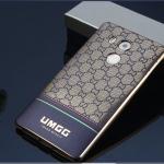 เคสมือถือ Huawei Mate8 - เคสUMGG เคสนิ่่มสีชุบ พิมพ์ลายหรู [Pre-Order]