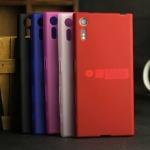 เคส Sony Xperia XZ, XZs - เคสนิ่มสีล้วน [Pre-Order]