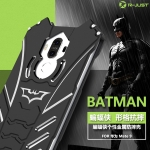 เคสมือถือ Huawei Ascend Mate9 - เคสโลหะประกอบ แบทแมน [Pre-Order]