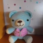 ตุ๊กตาหมีลูกกวาด 7 นิ้ว