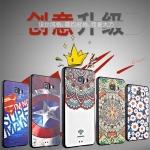 เคส Samsung A9 Pro - เคสนิ่มลายการ์ตูนพิมพ์นูน3D [Pre-Order]