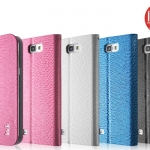 iMak -Leather Case For Samsung Note2 -N7100 [Pre-Order]