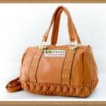 กระเป๋าสีน้ำตาล Bag111