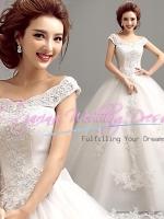 WB40002 ชุดแต่งงาน สวยหวานน่ารัก สไตล์เกาหลี ราคาถูก
