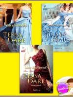 ชุดคลับหนุ่มนักรัก1- 3 Stud Club Trilogy เทสซา แดร์(Tessa Dare) กัญชลิกา แก้วกานต์