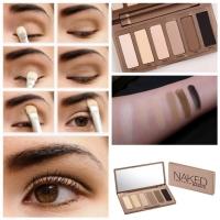 เมคอัพดวงตา / Eye Makeup