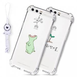 เคสมือถือ Huawei P10 เคสTPU ขอบกันกระแทก หนา พิมพ์ลาย(พรีออเดอร์)