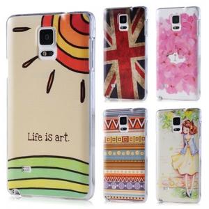 Samsung Galaxy Note4- เคสแข็งลายการ์ตูน GView [Pre-Order]