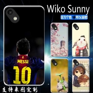 เคส Wiko Sunny - เคสพิมพ์ลายการ์ตูน (พรีออเดอร์)