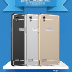 เคสOppo Mirror5 a51f- Metalic Case#2 [Pre-Order]
