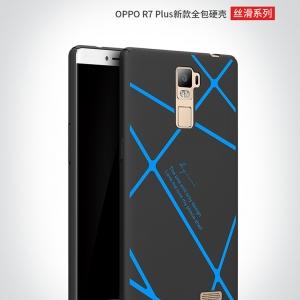 เคสมือถือ OPPO R7 Plus-เคสแข็งคลุมรอบด้าน ลายกราฟฟิค [Pre-Order]