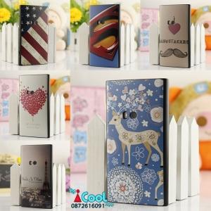 Nokia Lumia 920 - Art Scene Hard case [Pre-Order]