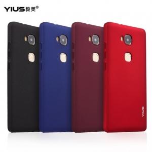 เคส Huawei GR5 - Yius เคสแข็งเกรดA ผิวนุ่ม [Pre-Order]