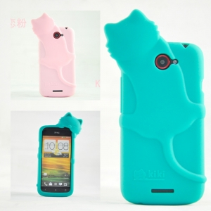 เคส HTC One S - เคสนิ่ม รูปแมว Kiki [Pre-Order]