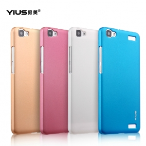 เคส Vivo Y37 - Yius Color Hard case[Pre-Order]