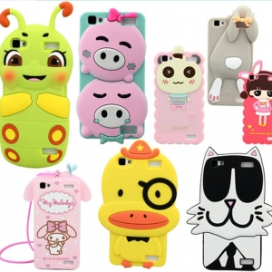 เคส Vivo Y37 - Cartoon 3D case[Pre-Order]