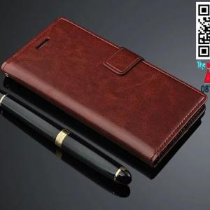 เคสฝาพับ Oppo R7 Lite- Leather Diary Case [Pre-Order]