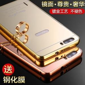 เคส Huawei Honor 6Plus - เคสโลหะ เคลือบอะคริลิคเงา โคตรหรู [Pre-Order]