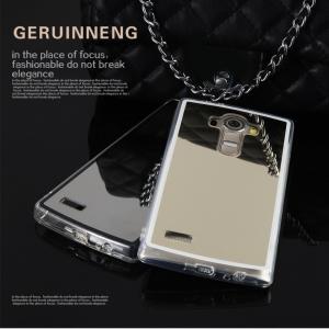 เคส LG Optimus G4 - เคสขอบนิ่ม ฝาหลังกระจกเงา โคตรสวยCase [Pre-Order]