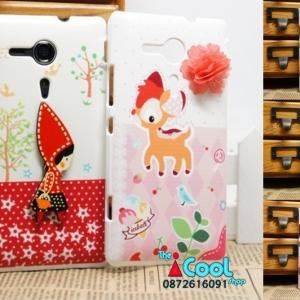 Sony Xperia SP M35H - Cute Hard Case [Pre-Order]