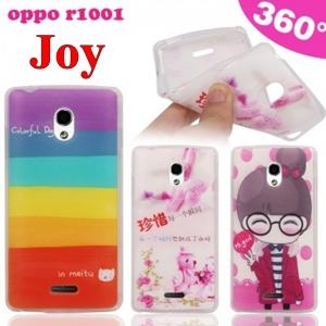 เคส OPPO Joy R1001-Cartoon Jelly Case [Pre-Order]