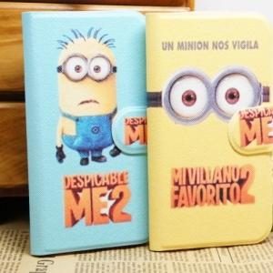 HTC Desire 600 - Minion Diary case [Pre-Order]
