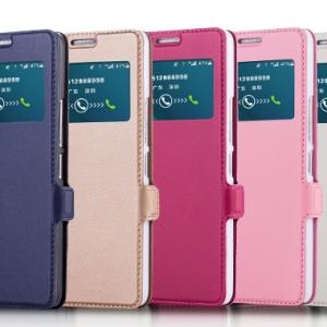 เคส Huawei Honor 3X G750 -Leather Diary Case [Pre-Order]