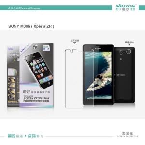 Sony Xperia ZR - NillKin Film ฟิล์มกันรอย[Pre-Order]