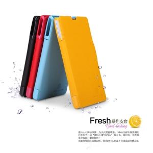 Sony Xperia ZR - NillKin Leather Case[Pre-Order]