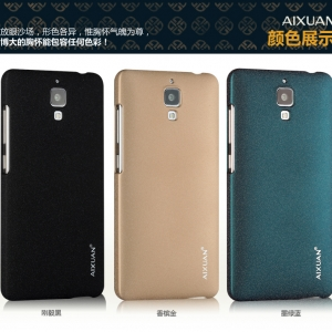 เคส Xiaomi Mi 4 - เคสแข็ง Aixuan Sand Shield [Pre-Order]