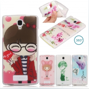 เคส OPPO Neo, Neo 3 -Cartoon Jelly Case [Pre-Order]