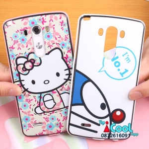 เคส LG G3- Cartoon silicone case [Pre-Order]