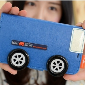 Samsung Galaxy S4- Kiki Car DiaryCase ]Pre-Order]