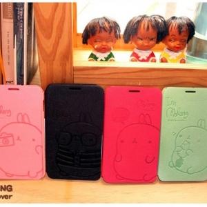 Molang Flip case สำหรับ Samsung Galaxy Note [Pre-Order]